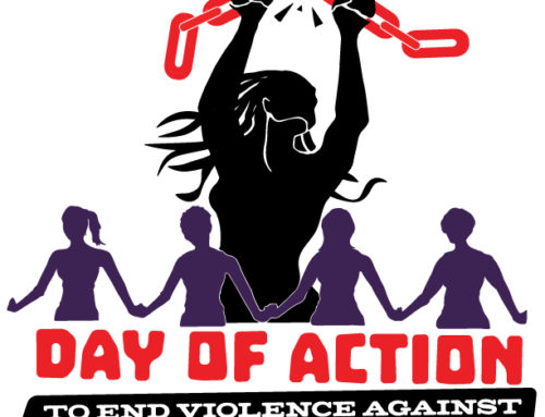 Today Is Our 4th Annual Day of Action to End Violence Against Women Living with HIV. Here's What You Can Do.