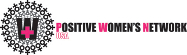 Positive Women's Network – USA Logo
