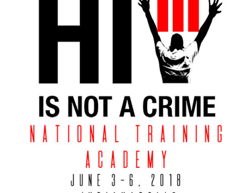 HIV Is Not a Crime III: Apply for a Scholarship, Submit a Session Proposal!
